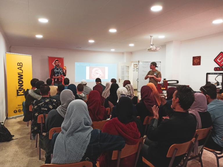 نشاط صنايعي | Snai3i event